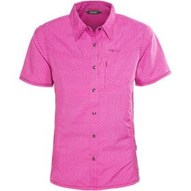 Meru Melissia - T-shirt manches courtes Femme - rose